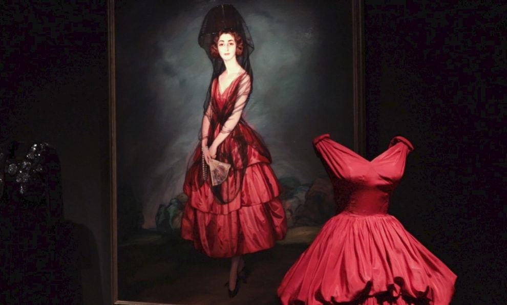 Exposición Balenciaga y la pintura española en el Museo Thyssen...