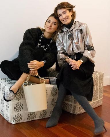Valentina y Margarita de ES Fascinante.