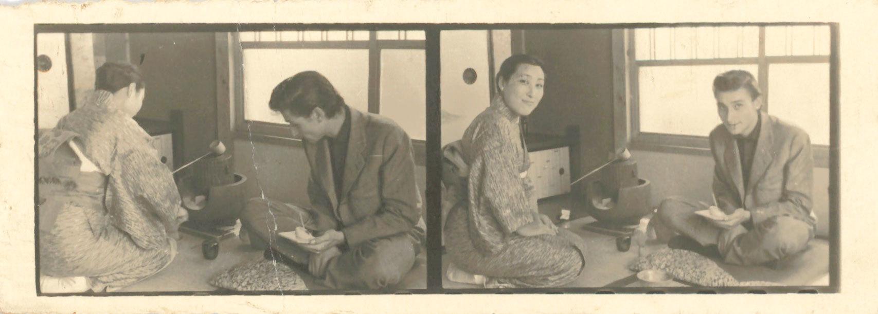 Antonio Gades en Japón