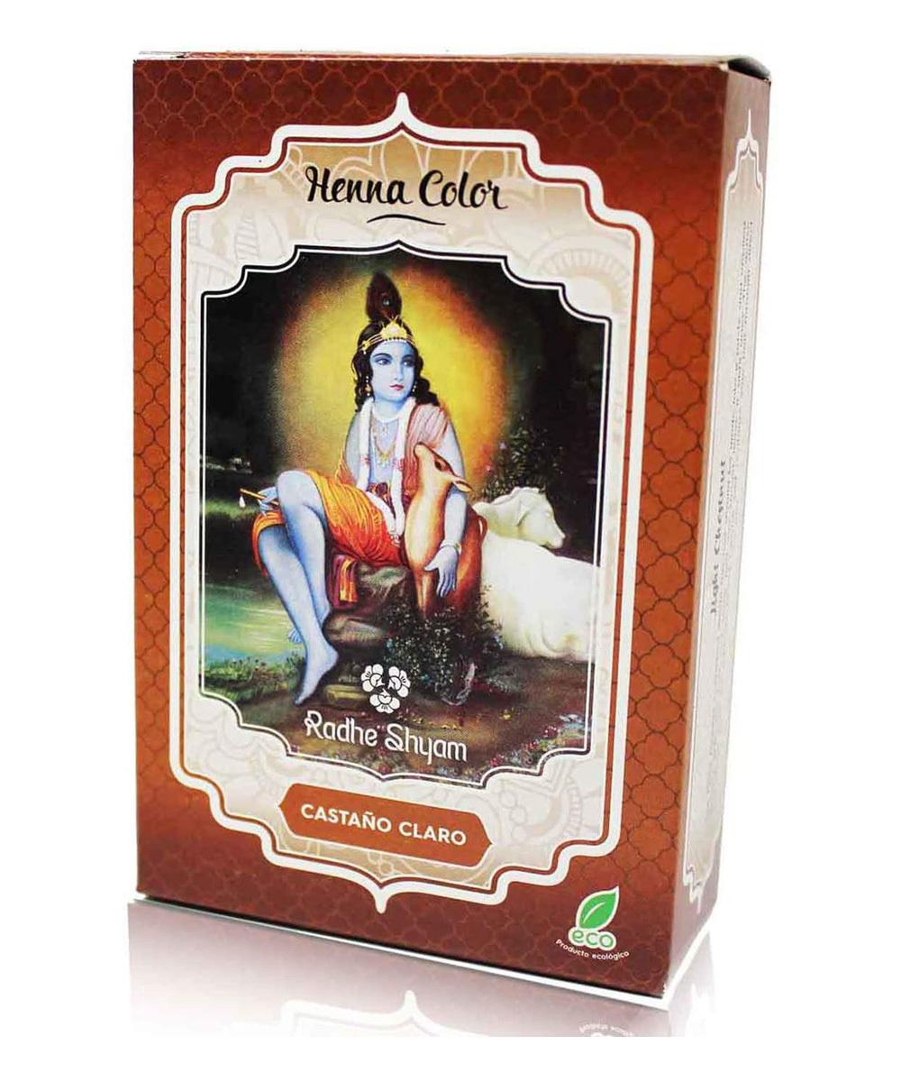 Henna Radhe Shyam, la mejor para cubrir las canas.