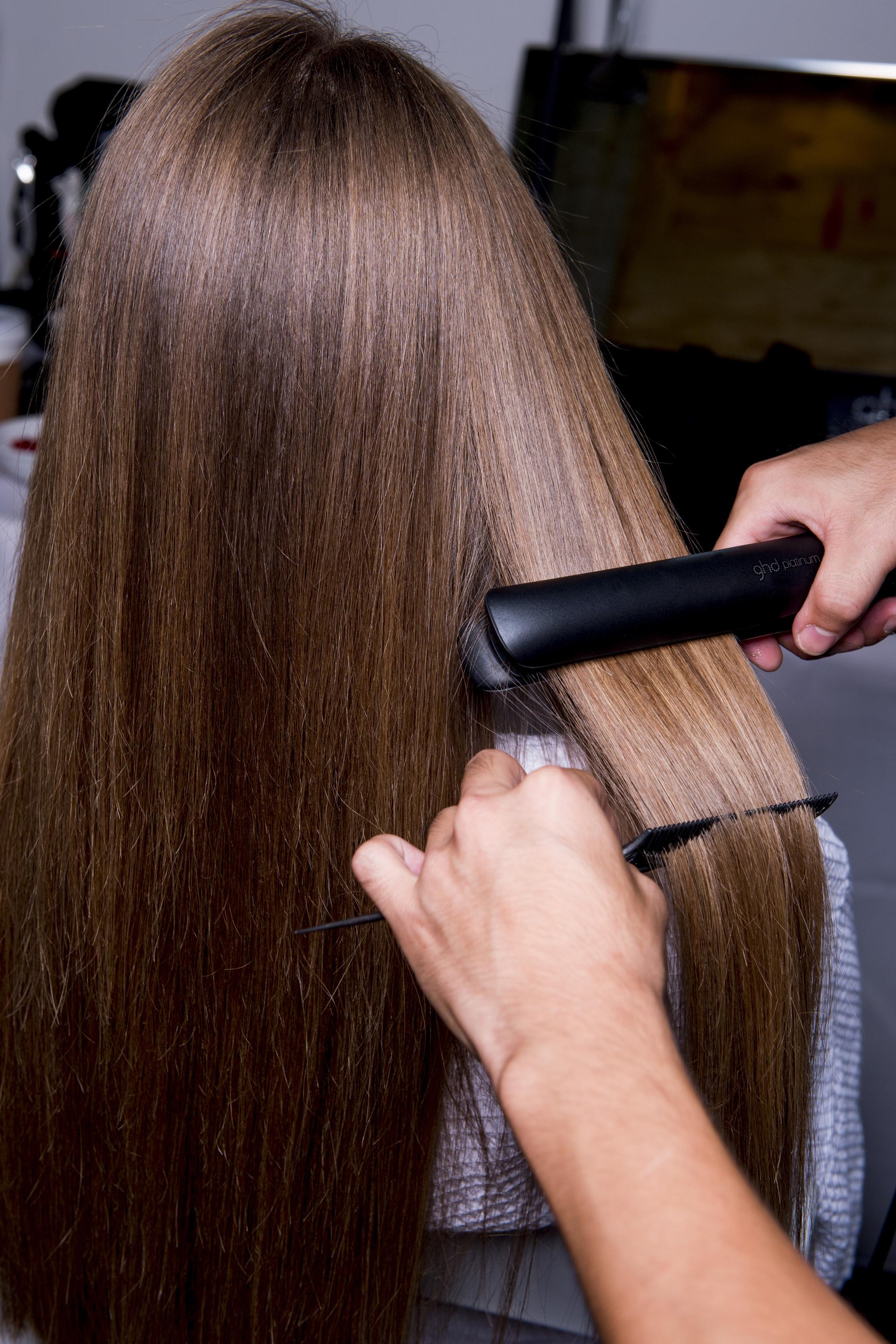 Los tratamientos de alisado te permitirán olvidarte de las planchas de pelo.