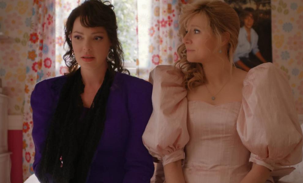 """Katherine Heigl y Sarah Chalke protagonizan """"El baile de las..."""