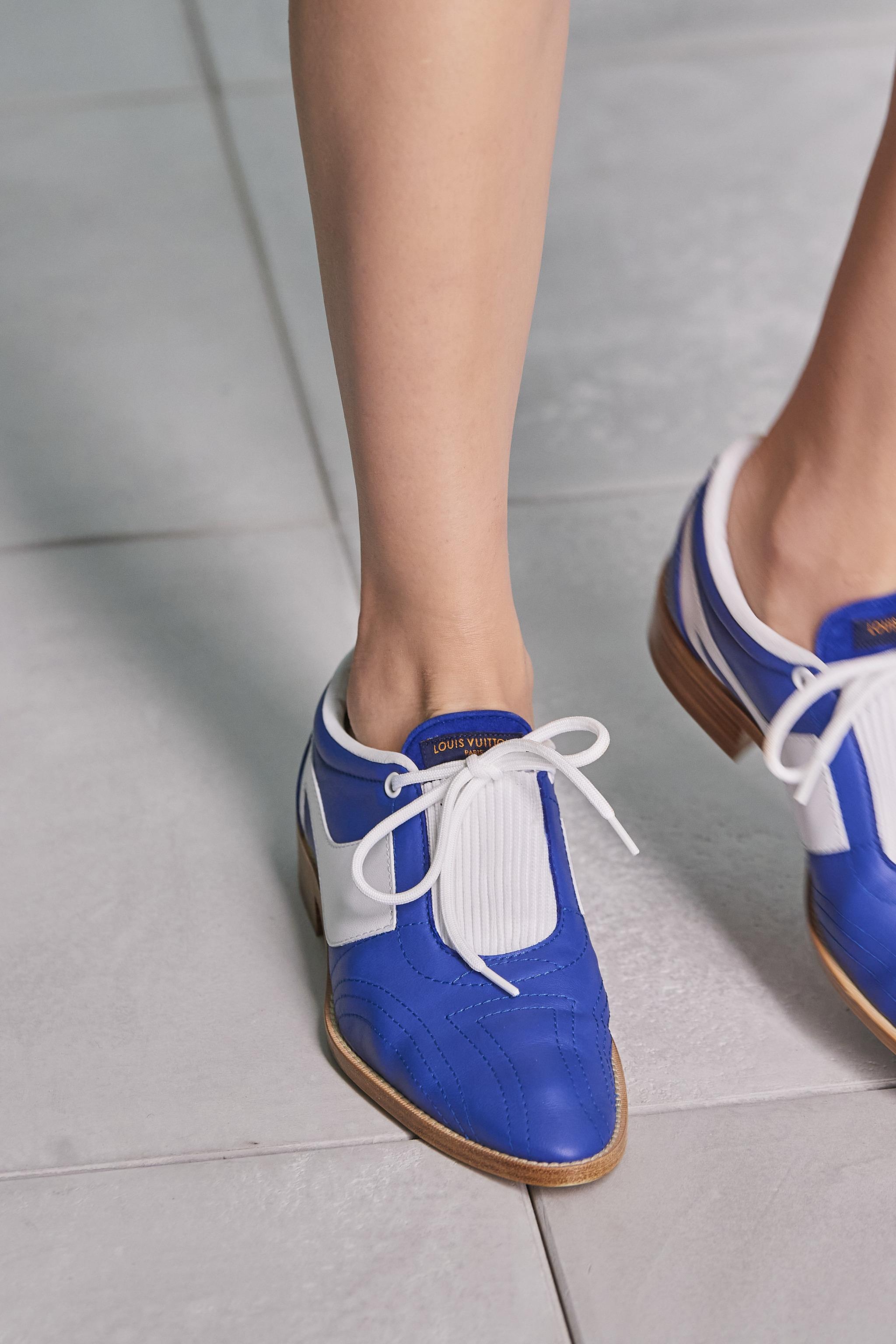 El zapato masculino de Louis Vuitton.