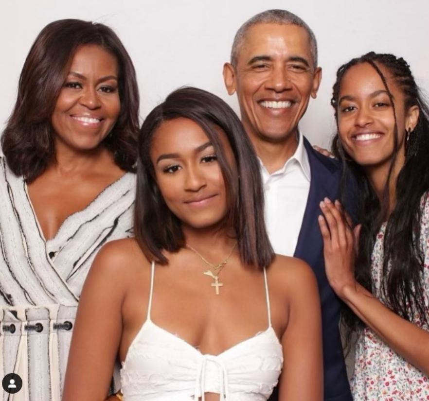Los Obama.