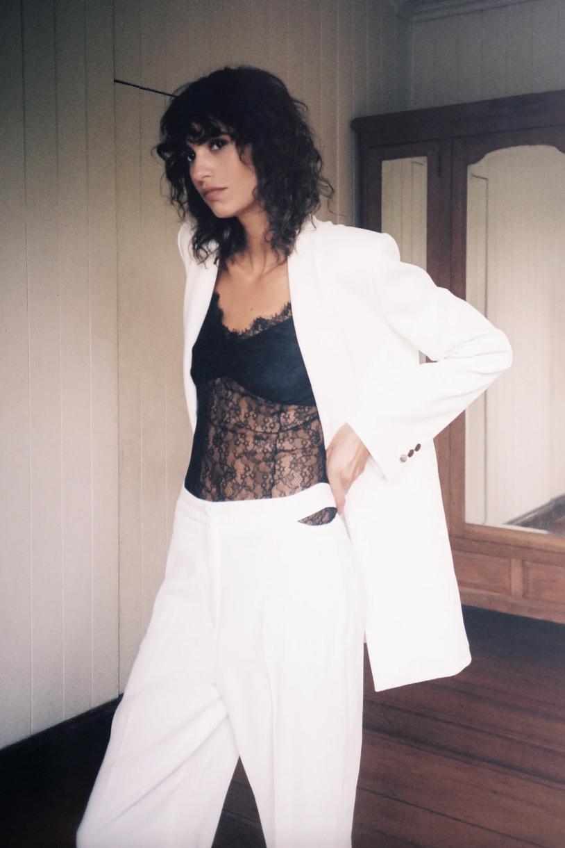 Look de la nueva colección de Zara.