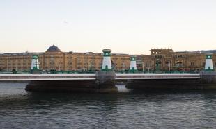 Hotel María Cristina en San Sebastián.