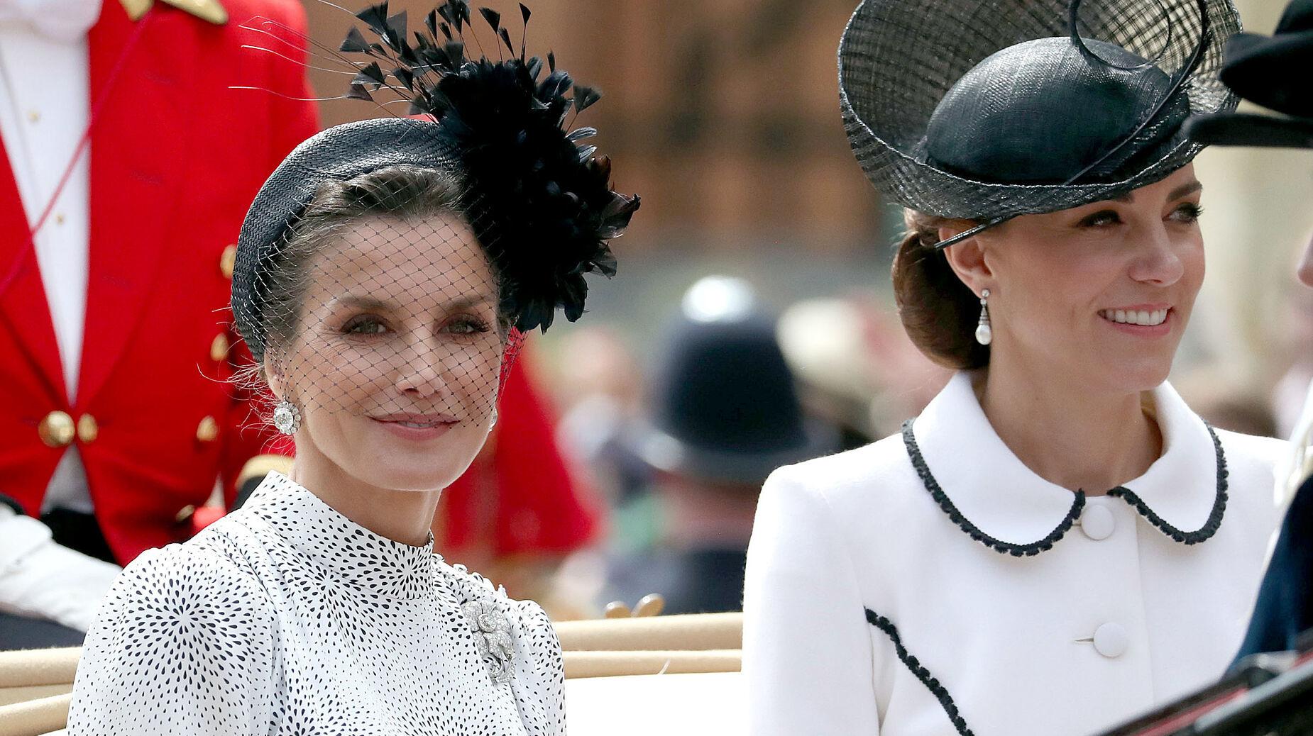 El manual de estilo de las royals: Las prendas que no faltan en el armario de la reina Letizia o Kate Middleton