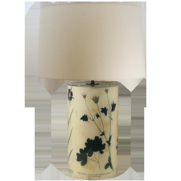 Lámpara de John Derian Company.