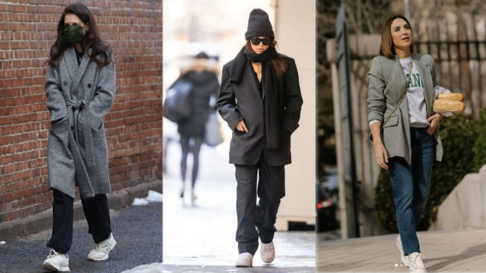 Las zapatillas de la temporada, favoritas de las celebrities.
