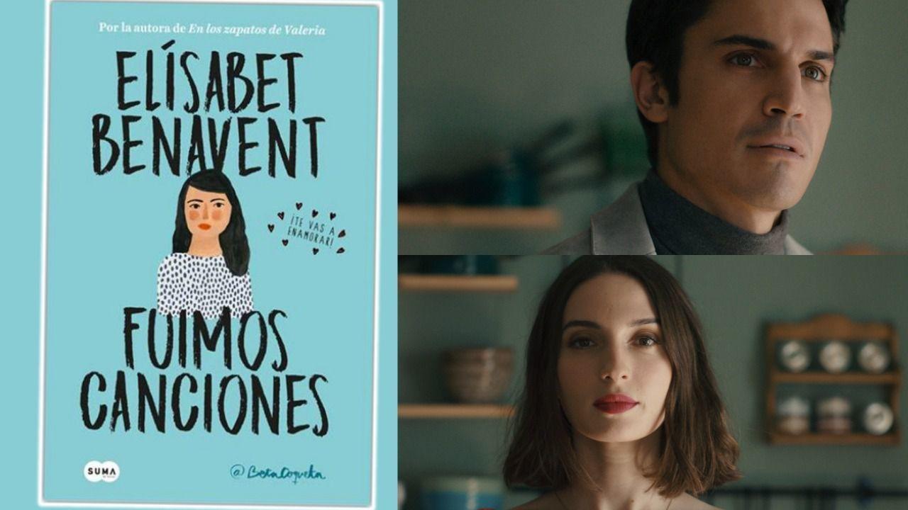 """Álex González y María Valverde protagonizan """"Fuimos canciones"""", la película basada en el best seller de Elísabet Benavent."""