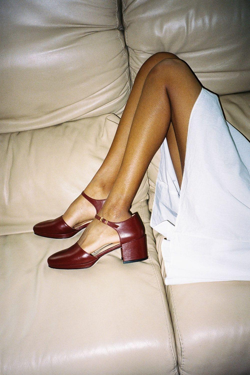 Zapatos de Aupres.