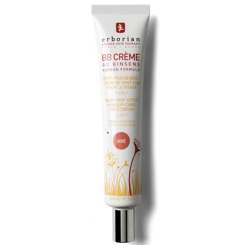 BB Cream con Ginseng de Erborian.