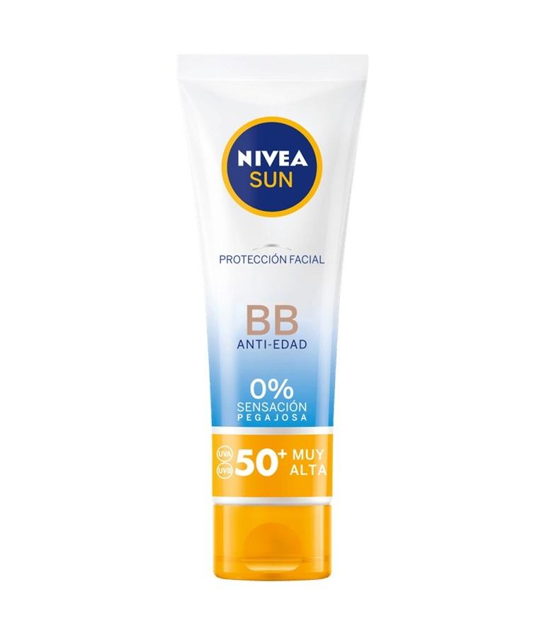 BB Cream Antiedad de Nivea.