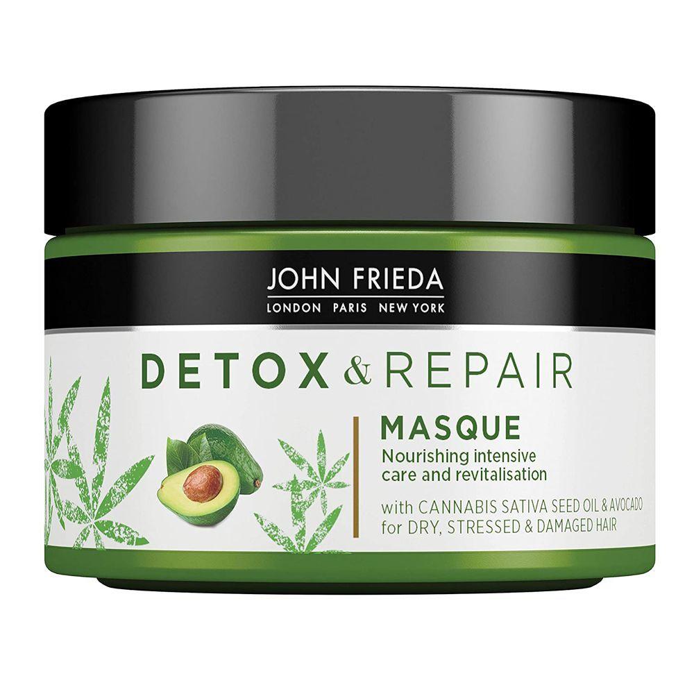 Mascarilla Detox & Repair de John Frieda.
