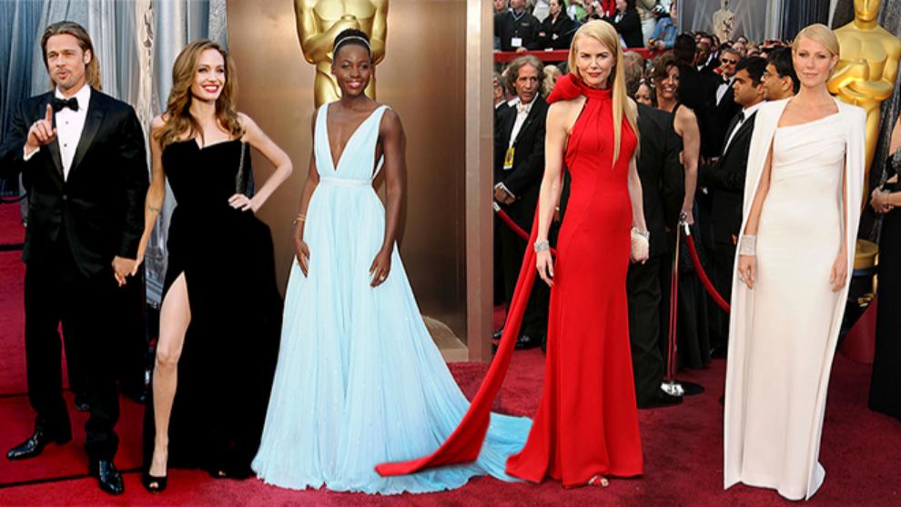 Los vestidos más impresionantes de la alfombra roja de todos los...