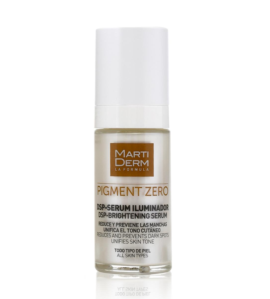 DSP Serum Iluminador Pigment Zero de Martiderm