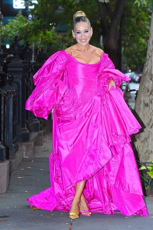 Te puede interesar: ¿Vestiría hoy Carrie Bradshaw como Sarah Jessica...