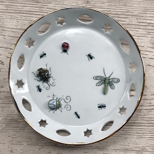 Boticelli ceramics, de John Derian