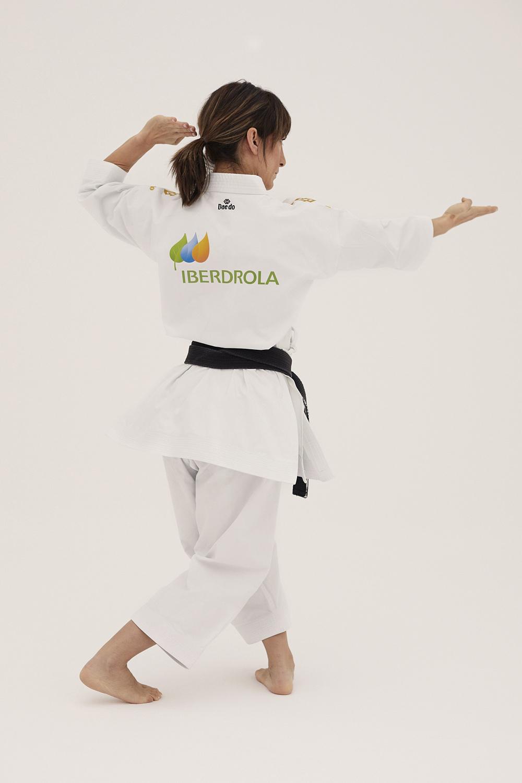 Sandra es campeona del mundo y número uno en el ránking histórico de la Federación Mundial de Karate (WKF) en la modalidad de katas.