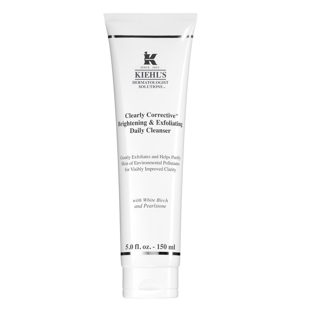 Clearly Corrective Brightening & Exfoliating Daily Cleanser de Kiehl's.
