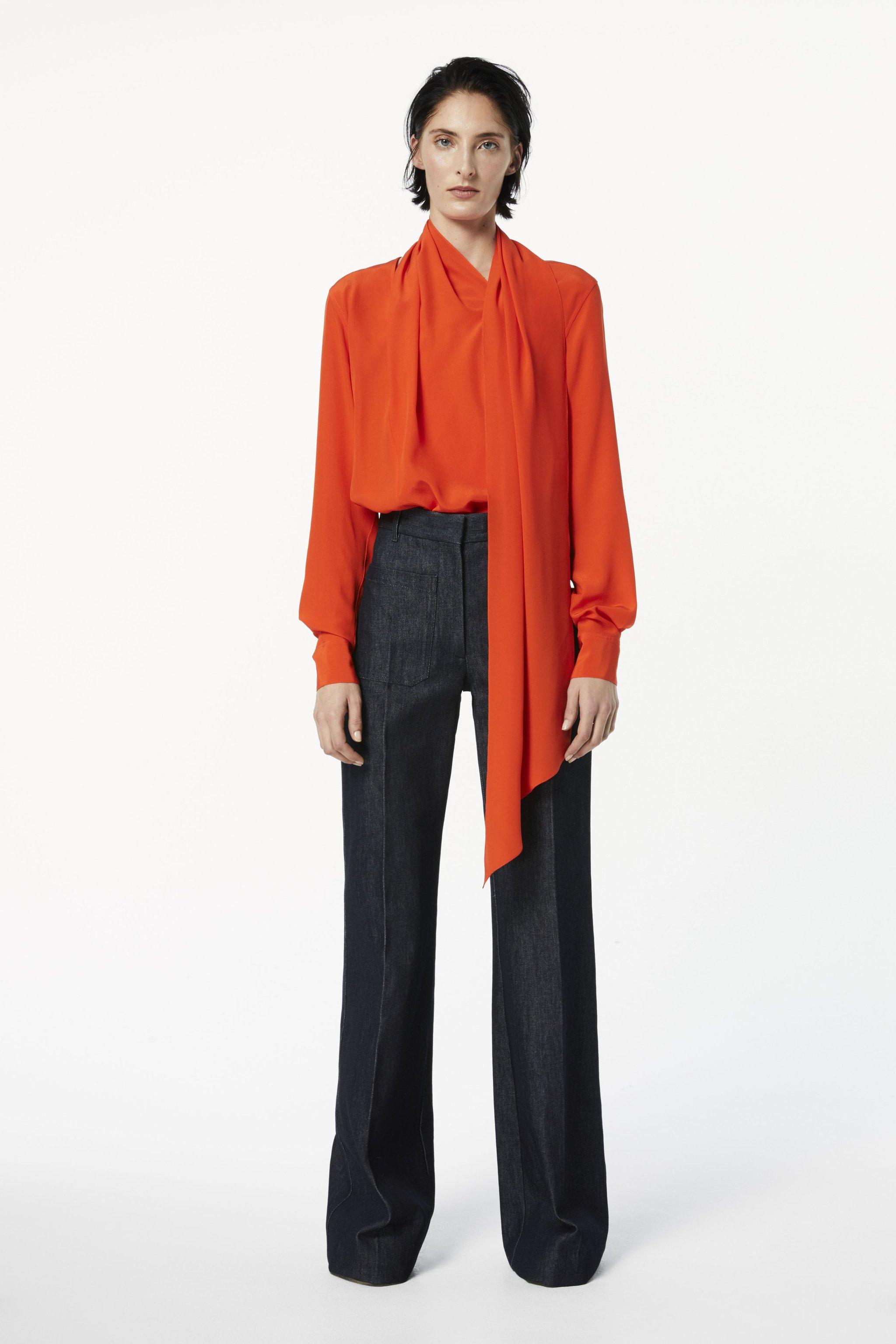 Los pantalones vaqueros que mejor sientan, de la nueva colección de Victoria Beckham