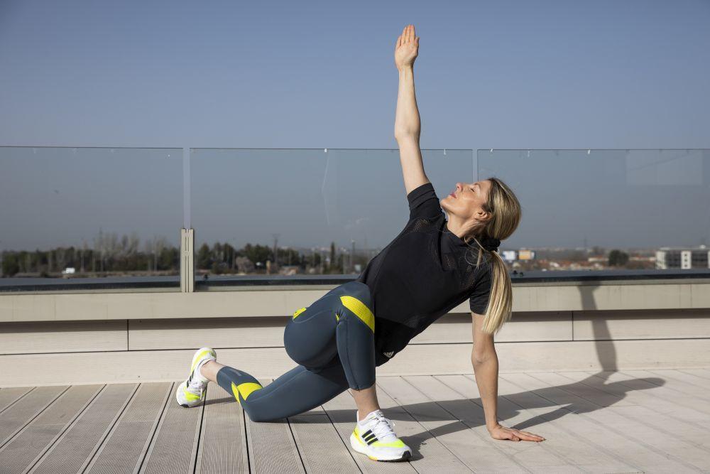 Hay que sistematizar la respiración para evitar lesiones y sacar el máximo partido a cada movimiento.