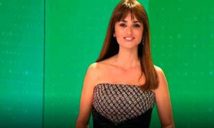 Penélope Cruz en los Premios Goya 2021.