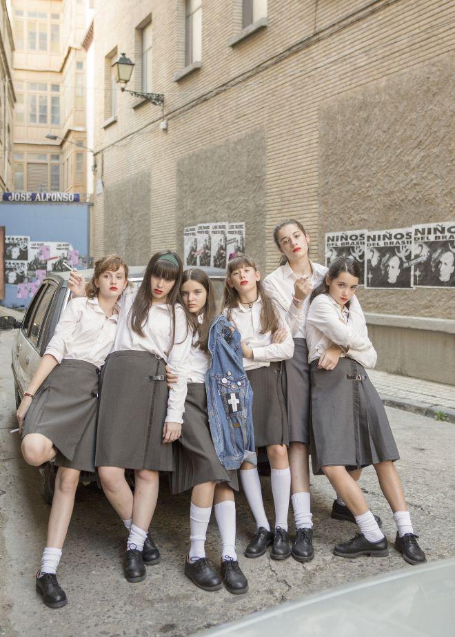 Imagen de Las Niñas, Premio Goya a Mejor Película 2021.