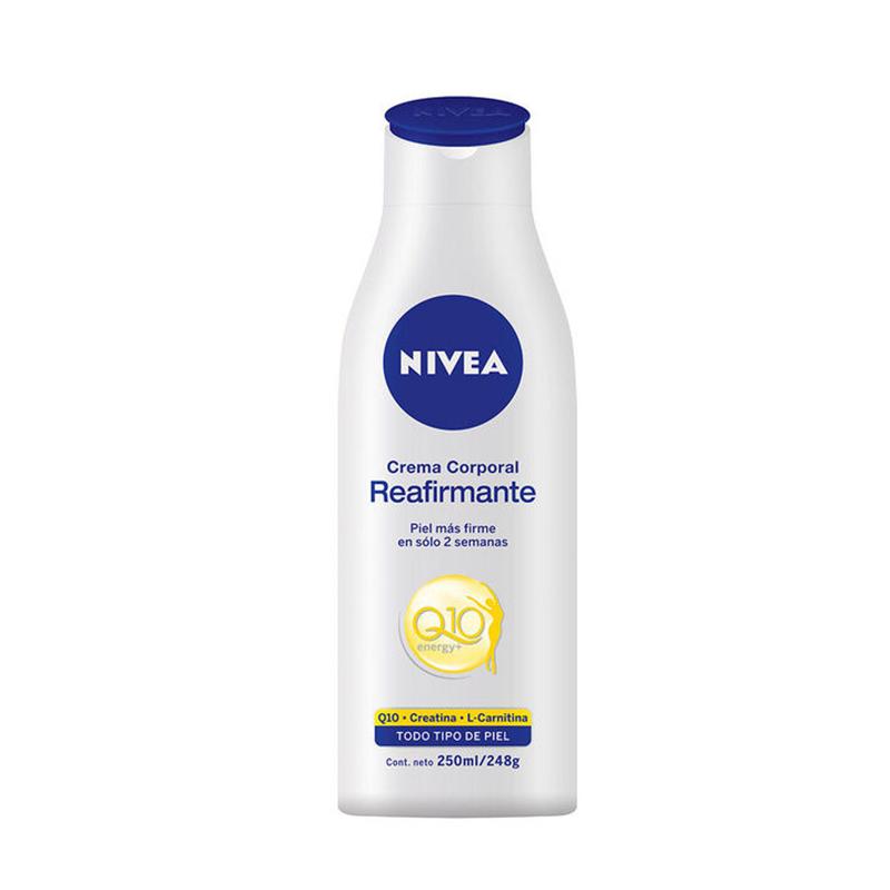 Loción reafirmante con Q10 y vitamina C de Nivea