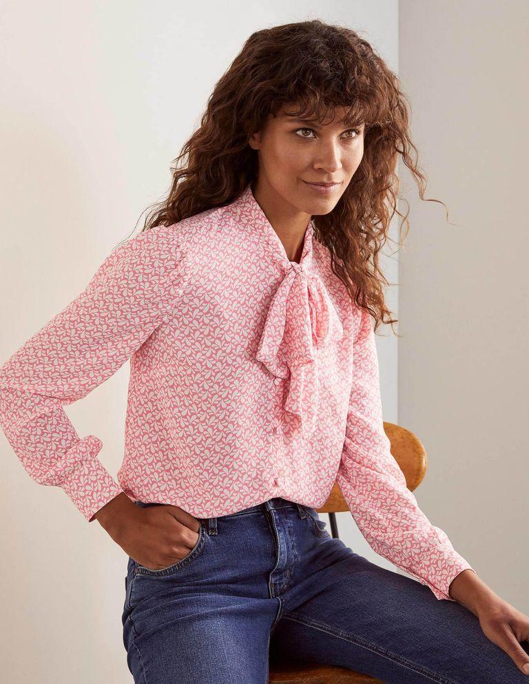 La blusa de Boden que lleva Kate Middleton.