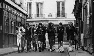 Todos los looks del desfile de Chanel.