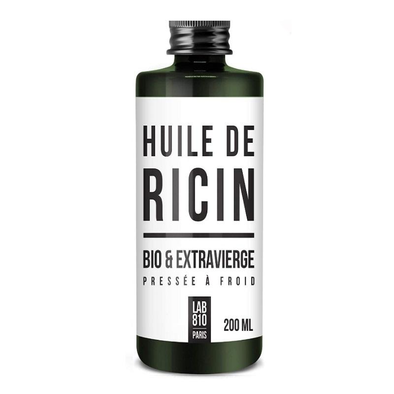 Aceite bio de ricino 100%