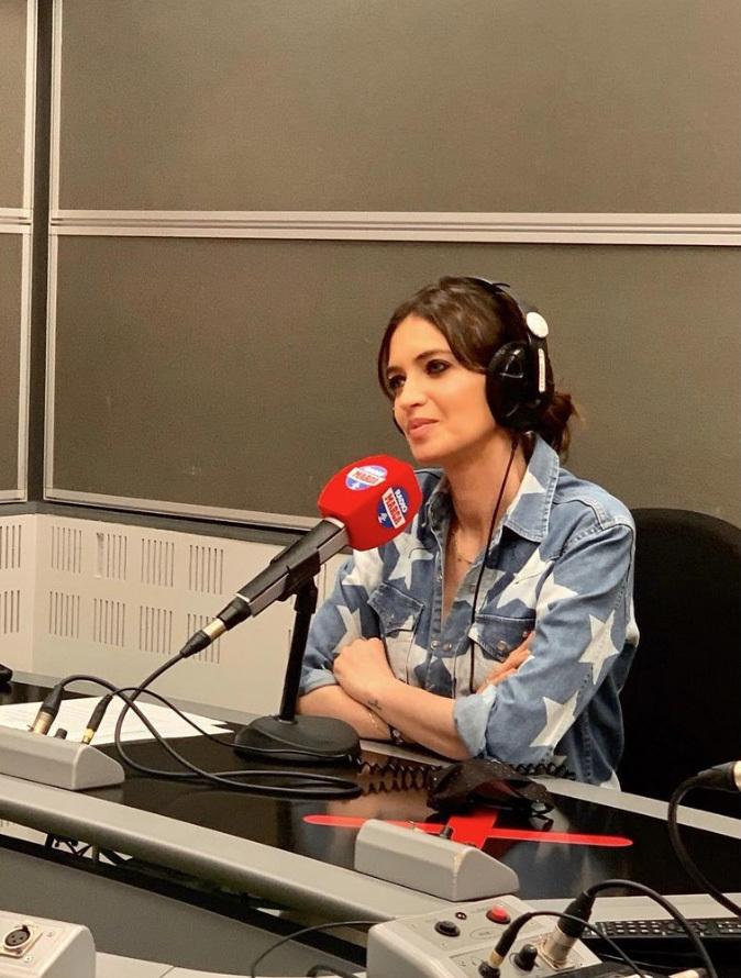 Sara Carbonero en Radio Marca.