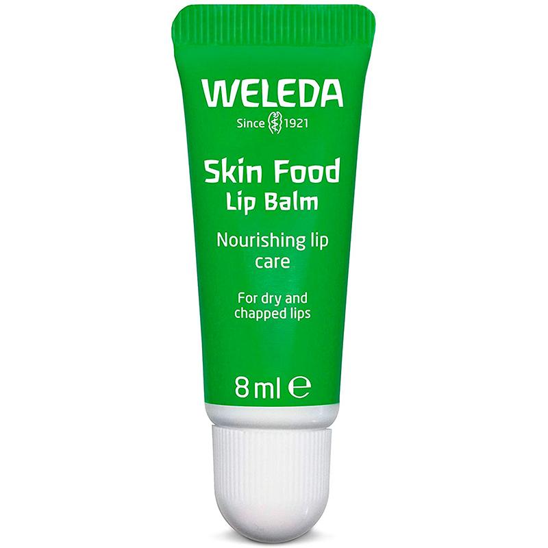 Skin Food Lip Balm de Weleda.
