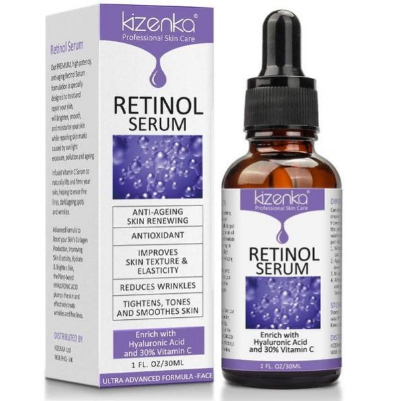 Retinol Serum, de Kizenza