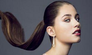 Extensiones capilares para conseguir un pelo más largo.