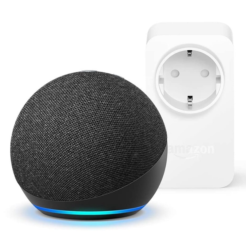 Nuevo Echo Dot    Amazon Smart Plug