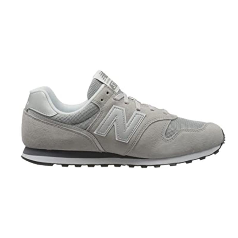 Zapatillas grises New Balance.