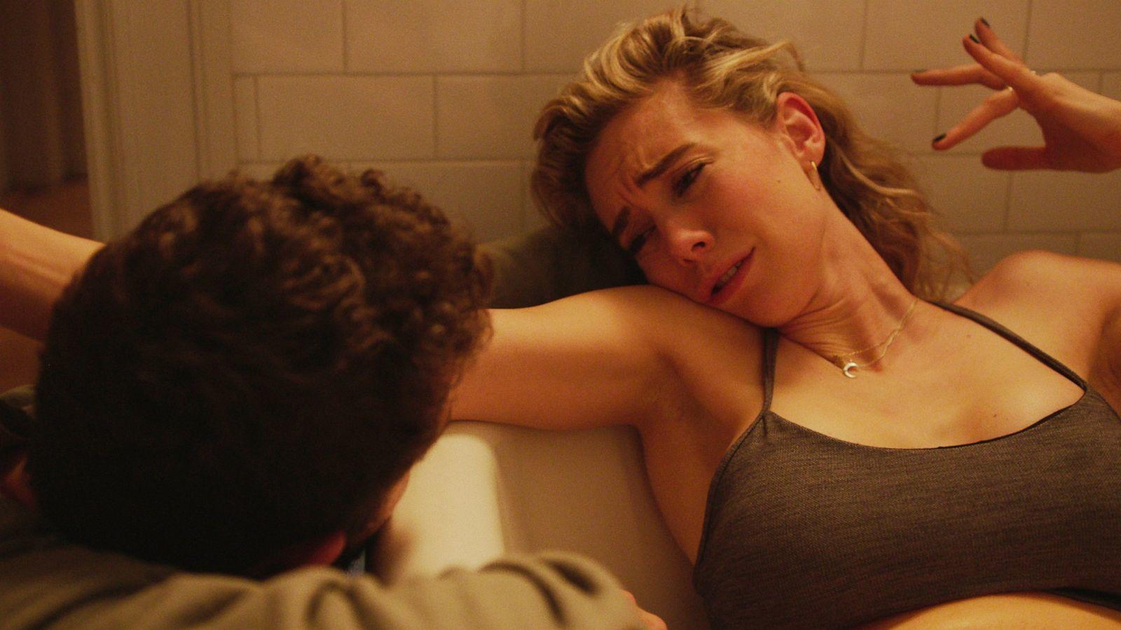 """Vanessa Kirby, nominada como Mejor Actriz, es la protagonista de """"Fragmentos de una mujer""""."""