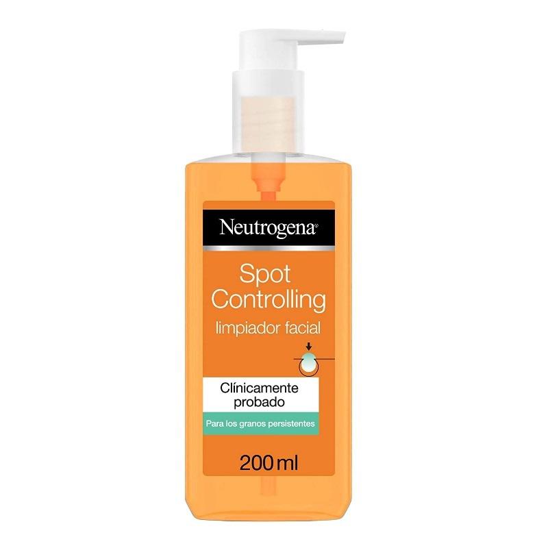 Limpiador facial Spot Controlling de Neutrogena