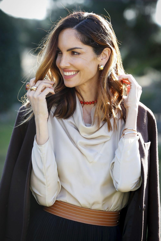Eugenia Silva se rinde a las bondades del colágeno para cuidar su...