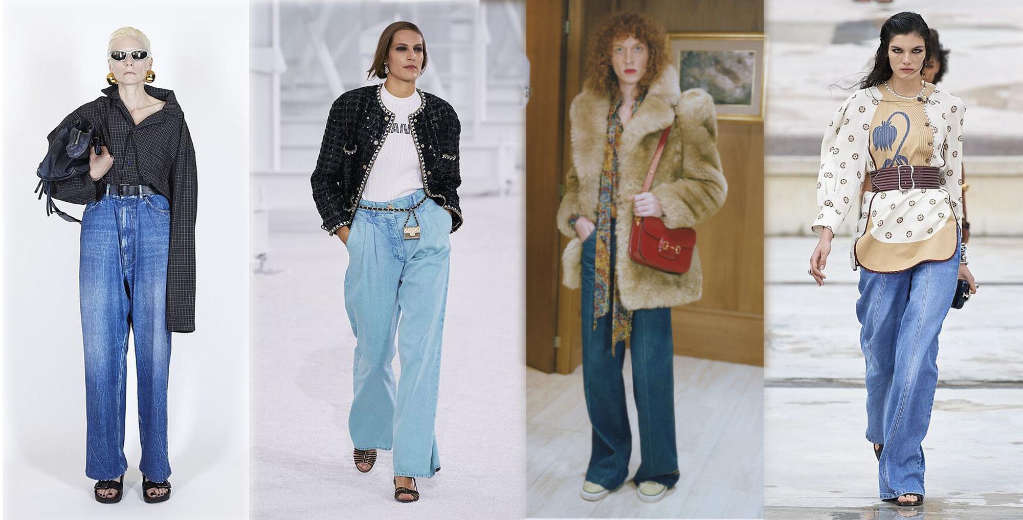 Colecciones S/S 2021 de Balenciaga, Chanel, Gucci y Chloé.