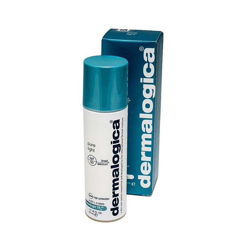 Crema de día Pure Light SPF 50 de Dermatologica