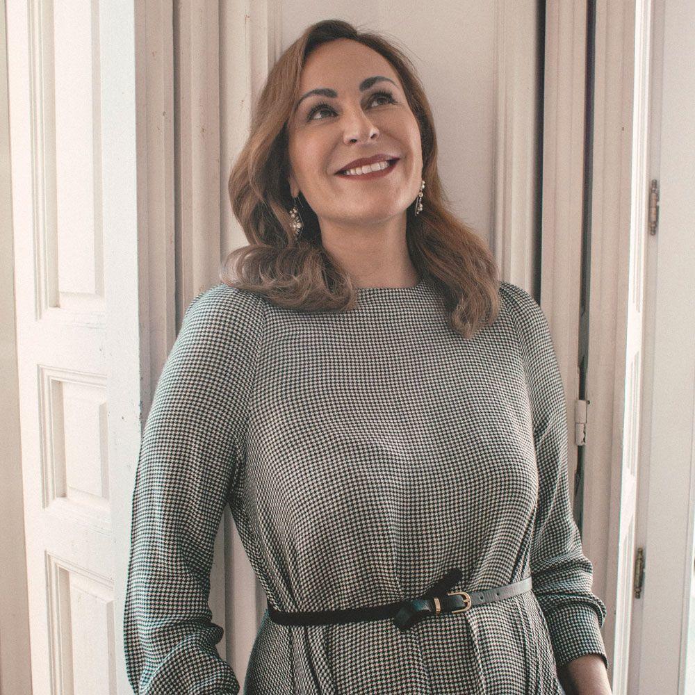 Ana Milán admira a muchas mujeres, y sobre todo a las que se han...