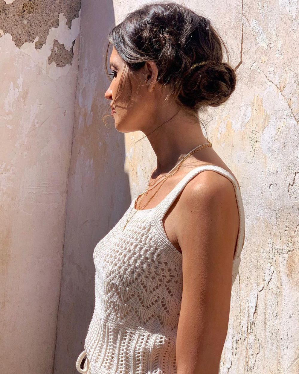 El recogido de Sara Carbonero es el peinado que más nos inspira de...