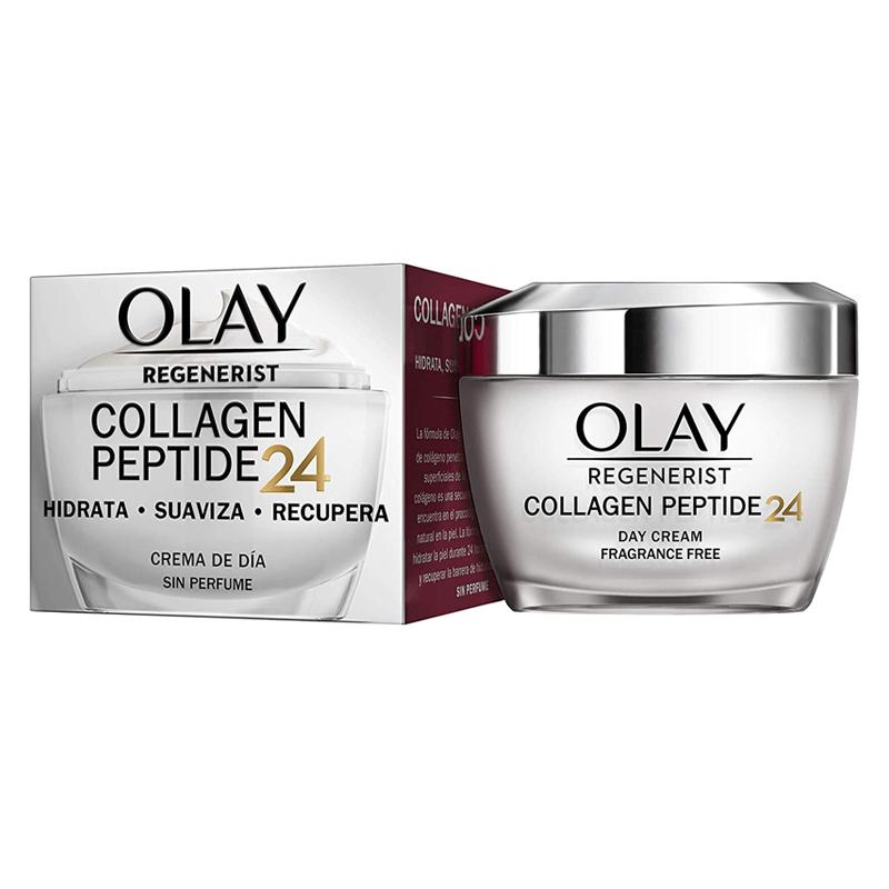 Crema con colágeno Olay Regenerist Collagen Peptide 24