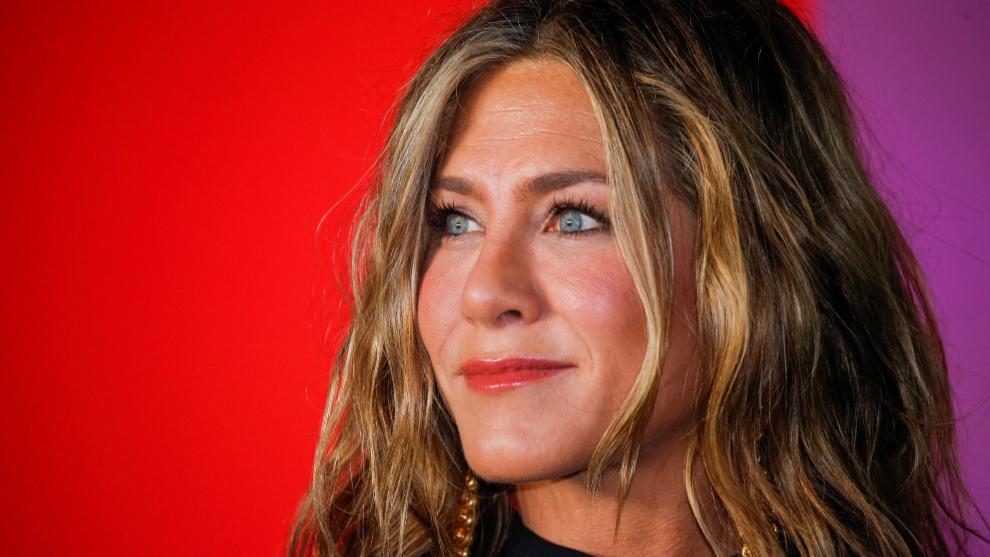 Jennifer Aniston ha afirmado tomar colágeno para cuidar su piel y...