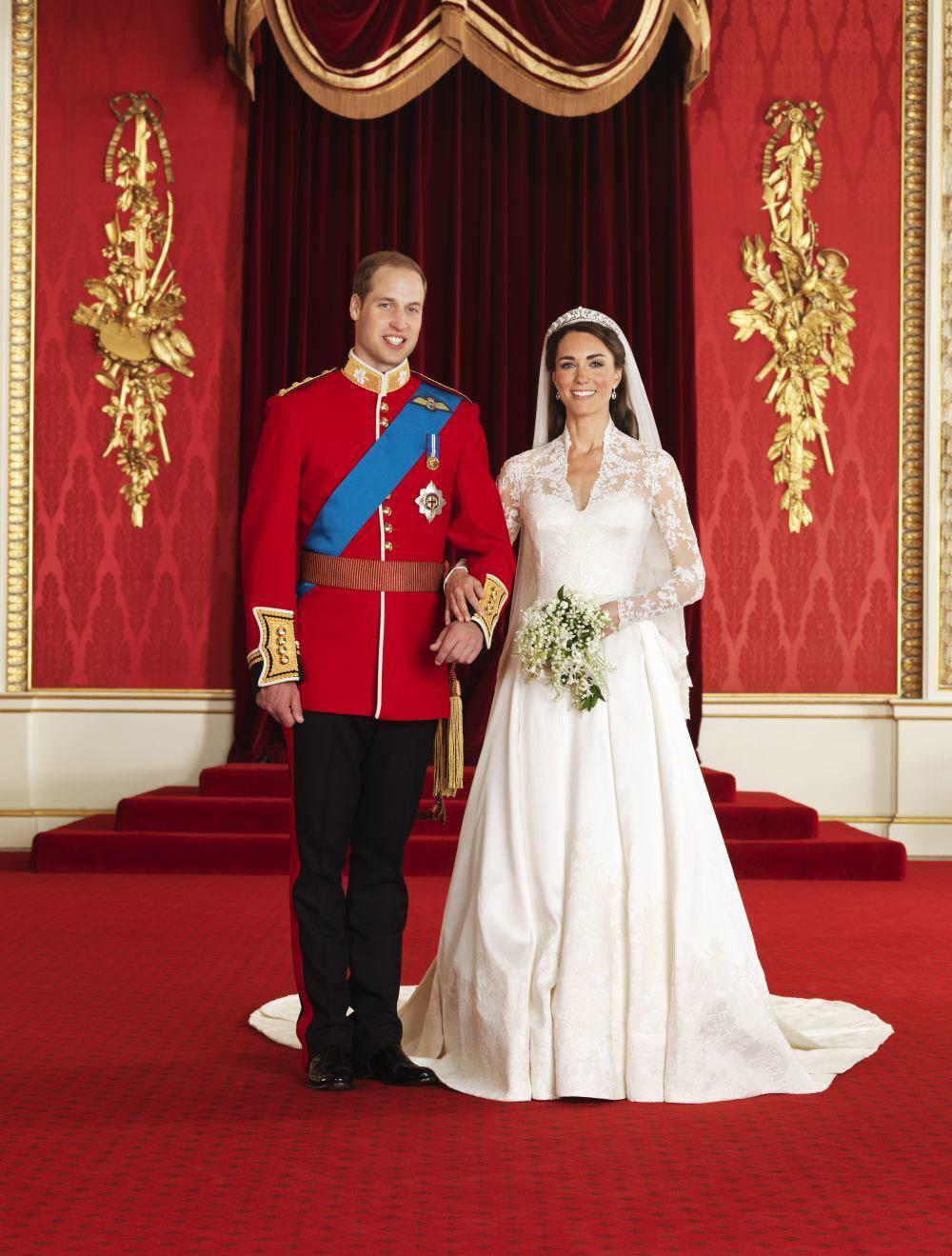 Te puede interesar: Los vestidos de novia más espectaculares de la realeza