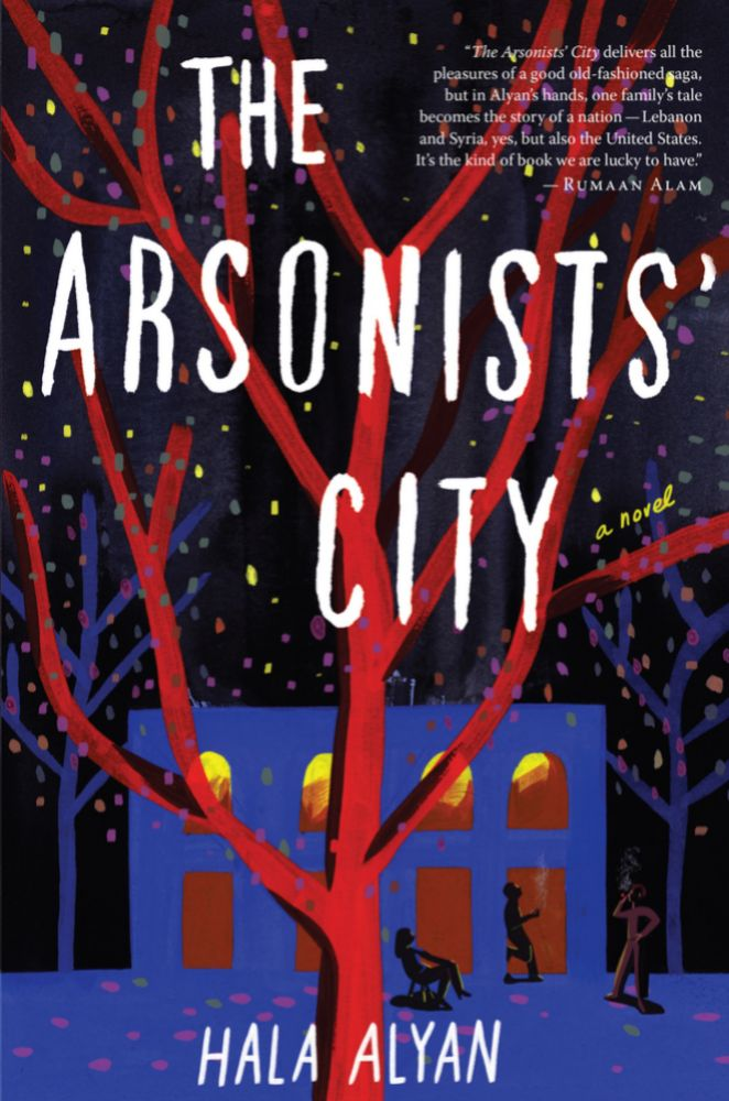 The Arsonists city