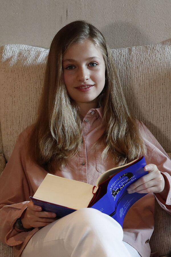 Te puede interesar: Los 15 años de la princesa Leonor, estudiante de sobresaliente y futuro icono de estilo